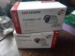 Câmera hikvision