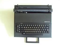 Máquina de escrever eletrônica Olivetti Praxis 20