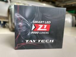 Título do anúncio: Vendo Led H4 Taytech 9000 Lumens ?