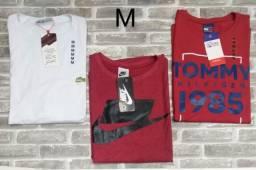 Camisas peruanas fio 40.1 lisa