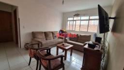 Título do anúncio: Apartamento com 2 dormitórios à venda, 76 m² por R$ 390.000,00 - Campo Grande - Santos/SP