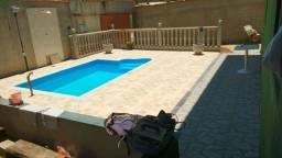 Js- Promoção piscina de fibra 4,80x2,70x1,20*direto de fabrica *brind led azul**