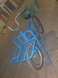 Bike de carga toda boa