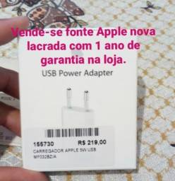 Carregador Apple