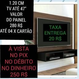 Título do anúncio: painel de tv ate 47 polegada