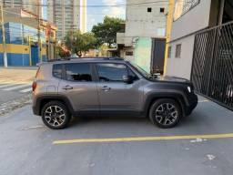 Jeep Renegade Longitude 2019 Cinza