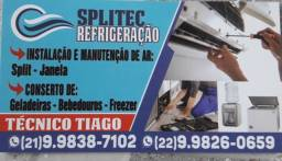 Splitec refrigeração