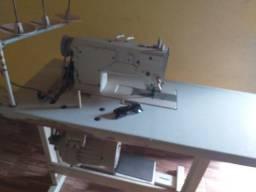Maquina de costura pespontadeira barra fixa