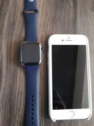 iPhone 8 256gb + Apple Watch 6 40mm