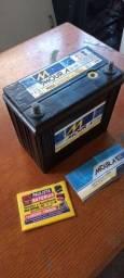 Título do anúncio: Bateria para Towner Effa ou Honda Civic