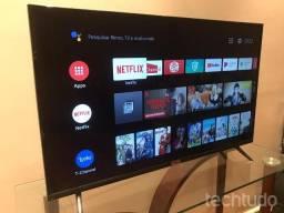 """Smart Tv LED 32"""" TCL 32S6500S Android, HDR, Controle com Comando de Voz"""