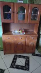 Título do anúncio: Vendo armário de madeira