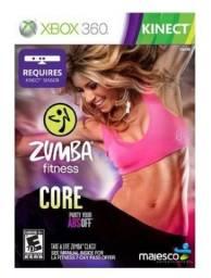 Zumba Fitness Core - Jogo Original Xbox 360 - Usado
