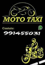 Título do anúncio: Moto taxi (24) hrs