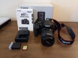 Canon Eos T7i 18-55mm