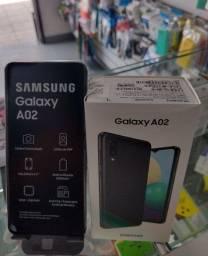 Promoção Samsung A02 ZERO - COMPROU GANHOU CASE E PELÍCULA 3D