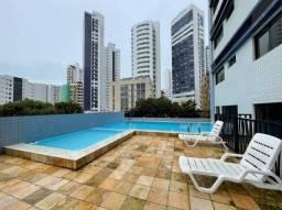 Título do anúncio: LS. Excelente apartamento 3 quartos com 112 m² em boa viagem