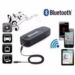 Adaptador Receptor Bluetooth Wireless Usb Musica Carro P2 Automotivo carro aux auxiliar