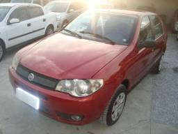 Fiat Palio ELX 1.0 com AR. Financio sem Entrada ou Parcelo Cartão - 2005