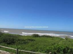 Terreno com 804m², frente para mar em Jacaraípe