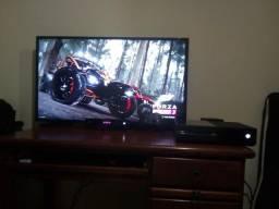 Xbox one SEM Kinect + Smart Tv Samsung Full HD 40