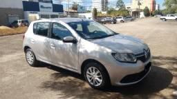 Renault Sandero flex 1.6 completo - 2015