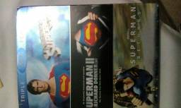 Triplo bluray supermen