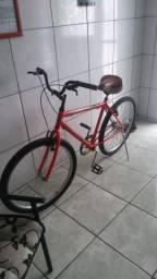 Bicicleta aro 26 pinha simples nova da loja