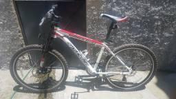 Bicicleta fischer - aceito cartão