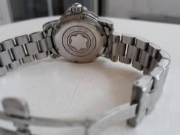 97cc92c56dc Relógio Mont Blanc Sport steel jewellery