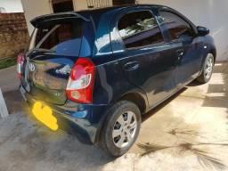 Repasso Toyota Etios - 2016