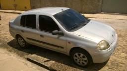 Renault Clio Sedan 1.6 16v 2001 - 2001