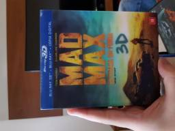 Mad Max Estrada da Fúria 3D + Blu Ray + Cópia Digital