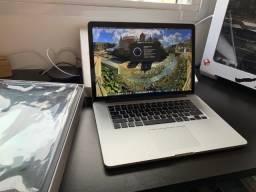 Apple Macbook Pro Retina 15 2013 A1398 I7 8gb 256gb, usado comprar usado  São Paulo