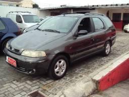 Fiat Palio weekend elx fire - 2002
