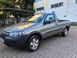 Fiat strada 1.4 cs fire flex 8v completa 2008 - 2008