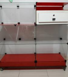 Vitrine caixa