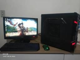 Computador Gamer TOP! Aceito Trocas