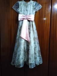 Vestido de dama de casamento