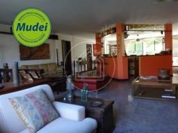 Casa à venda com 5 dormitórios em Cosme velho, Rio de janeiro cod:810918