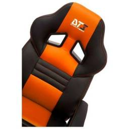 Cadeira DT3 Sports GTS Gaming Black/Orange - Loja Fgtec Informática