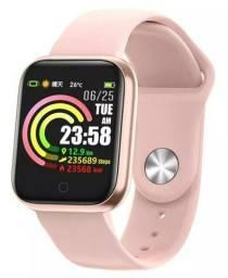 Relógio Smart Qw21 Novo na caixa com garantia