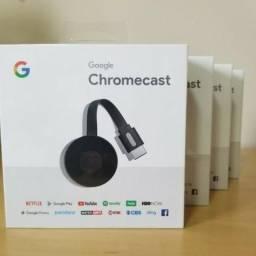 Google Chromecast 3 (Garantia + Entrega Grátis)