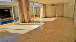 Sobrado 4 Suítes, 393 m² c/ armários e lazer na 208 Sul - em 2 lotes