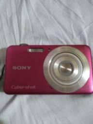 Vendo uma máquina fotografa
