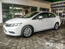 Civic LXS 1.8 manual completo 2012 - 2012