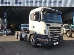 Scania R440 highline 6x4 - 2018