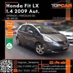 Honda Fit LX 1.4 Automático 2009