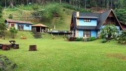 Sítio à venda com 5 dormitórios em Vale das videiras, Petrópolis cod:2486