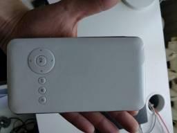 Mini projetor de bolso 1080p